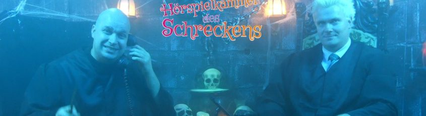 Hörspielkammer des Schreckens 6: John Sinclair 1 – Das Horror-Schloss im Spessart