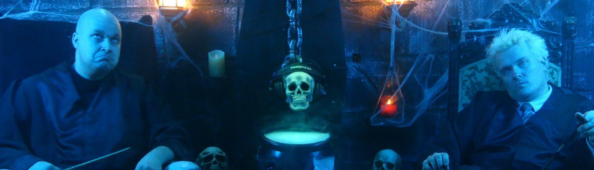 Hörspielkammer des Schreckens 7: Edgar Wallace – Der unheimliche Mönch (Maritim)