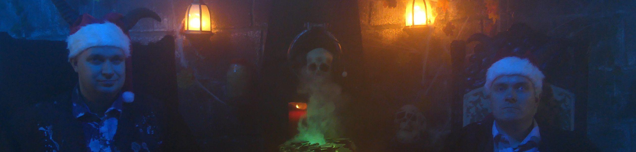 Hörspielkammer des Schreckens 11: Dreamland Grusel 8 – Mörderische Weihnachten (Dreamland Productions)