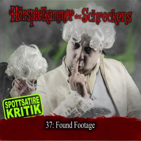 Hörspielkammer des Schreckens 37: Found Fotage