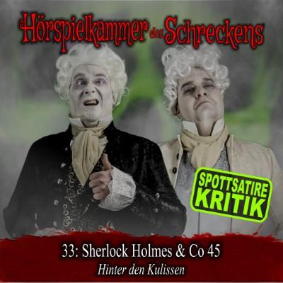 33: Sherlock Holmes & Co 45 (Romantruhe)