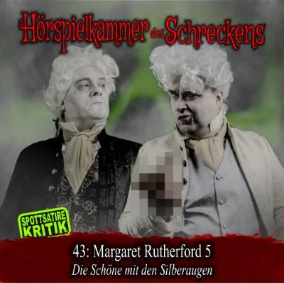 43: Margaret Rutherford 5 – Die Schöne mit den Silberaugen (Hermann Media)