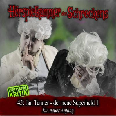45: Jan Tenner 1 – Ein neuer Anfang (Zauberstern/Kiddinx)