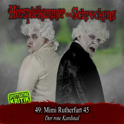 49: Mimi Rutherfurt 45 – Der rote Kardinal (Maritim)