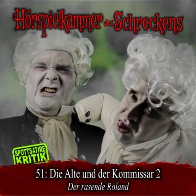 51: Die Alte und der Kommissar 2 – Der rasende Roland (Hermann Media)