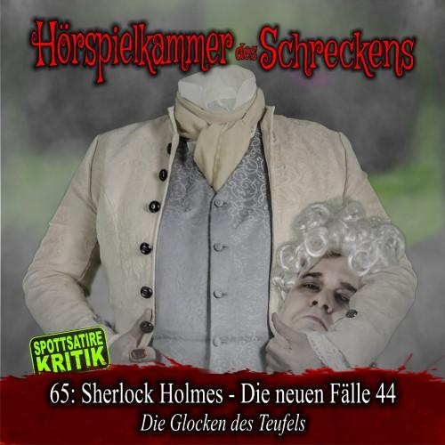 Hörspielkammer des Schreckens 65: Sherlock Holmes – Die neuen Fälle 44 – Die Glocken des Teufels
