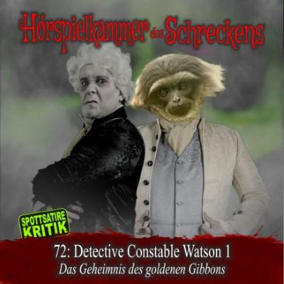 HdS 72: Detective Constable Watson 1 – Das Geheimnis des goldenen Gibbons