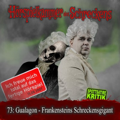HdS 73: Gualagon – Frankensteins Schreckensgigant