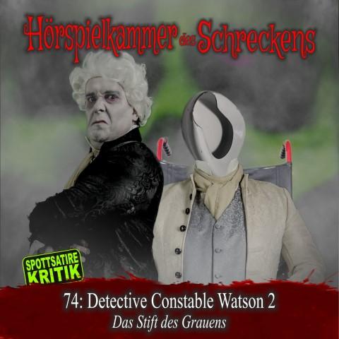 HdS 74: Detective Constable Watson 2 – Das Stift des Grauens